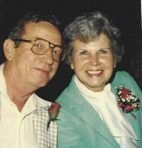 Gram and Gramps on their 50th Anniversary