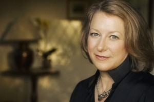 Author Deborah Harkness photo by Scarlet Freund