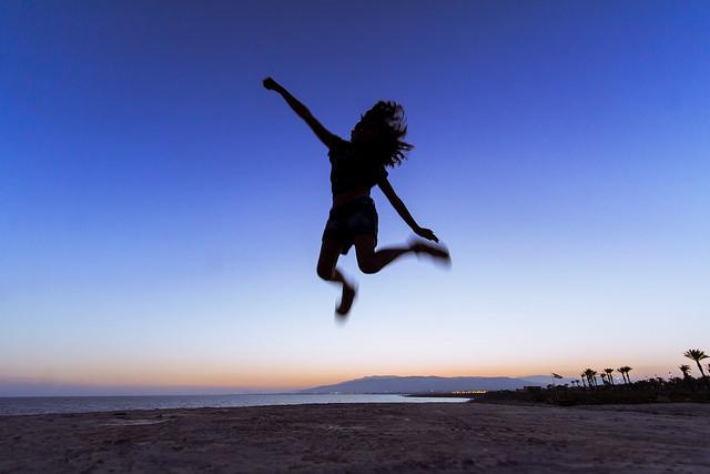 jump by Paca Lopez