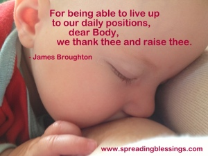 nursing body thank thee full quote
